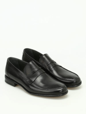 Moreschi: Loafers & Slippers online - Graz ultra-light leather loafers