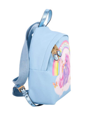 Moschino: backpacks online - My Little Pony backpack