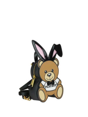 Moschino: backpacks online - Ready To Bear Playboy© backpack