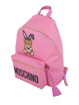 Moschino: backpacks online - Teddy Playboy backpack