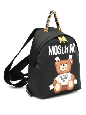 Moschino: backpacks online - This is not a Moschino Toy backpack