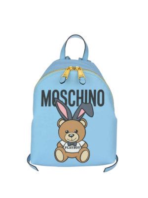 Moschino: backpacks - Ready To Bear Playboy© backpack