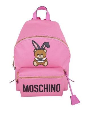 Moschino: backpacks - Teddy Playboy backpack
