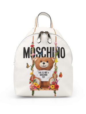 MOSCHINO: zaini - Zaino This Is Not A Moschino Toy
