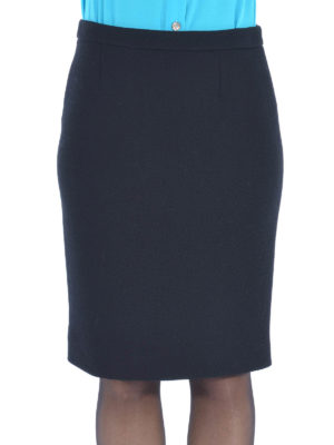 Moschino Boutique: Knee length skirts & Midi online - PURE WOOL PENCIL SKIRT