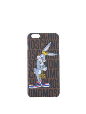 Moschino: Cases & Covers - BUGS BUNNY I-PHONE 6 PLUS COVER