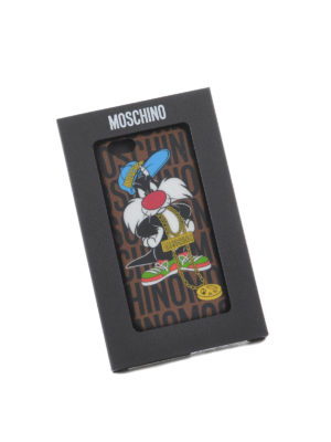 Moschino: Cases & Covers online - SYLVESTER I-PHONE 6 PLUS COVER