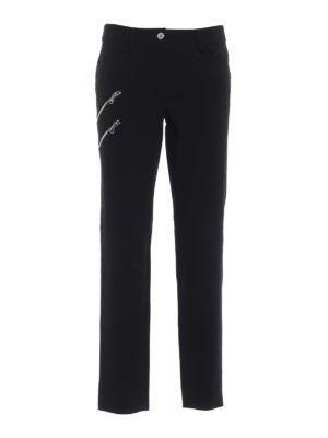 Moschino: casual trousers - Five pocket cady trousers