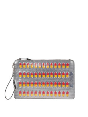 Moschino: clutches - Capsule collection clutch