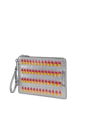 Moschino: clutches online - Capsule collection clutch