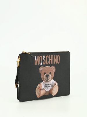 Moschino: clutches online - This is not a Moschino toy clutch