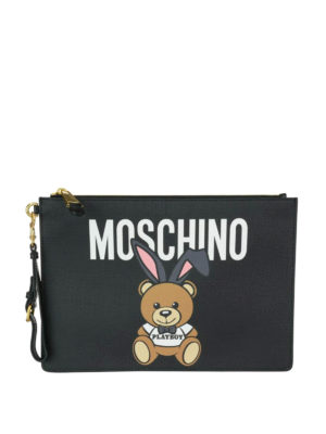 Moschino: clutches - Ready To Bear Playboy© clutch