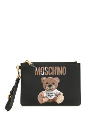 Moschino: clutches - This is not a Moschino toy clutch