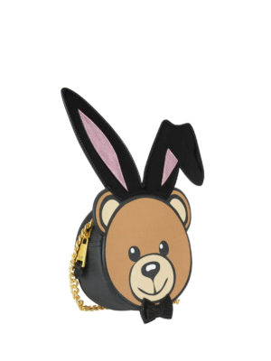 Moschino: cross body bags online - Ready To Bear Playboy© bag