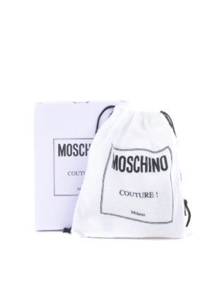 Moschino: key holders online - PORKY PIG H KEYRING