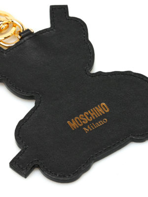 Moschino: key holders online - This is not a Moschino Toy charm