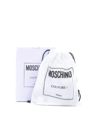Moschino: key holders online - TWEETY O KEYRING