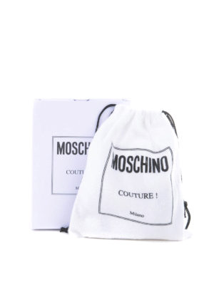 Moschino: key holders online - WILE E. COYOTE I KEYRING
