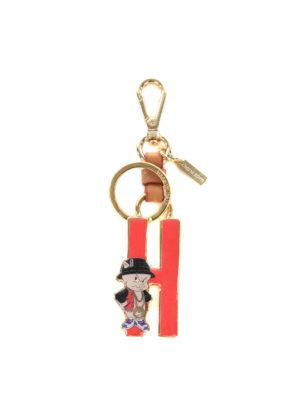 Moschino: key holders - PORKY PIG H KEYRING