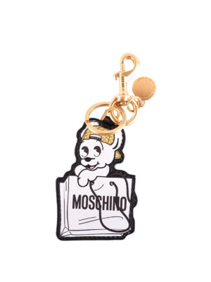 Moschino: key holders - Pudge keyholder