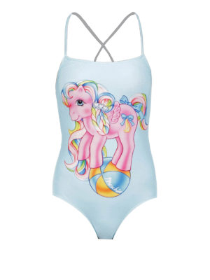 Moschino: one-piece - My Little Pony one-piece swimsuit