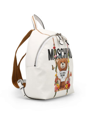 MOSCHINO: zaini online - Zaino This Is Not A Moschino Toy