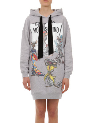 Moschino: short dresses online - Mo(u)schino minidress