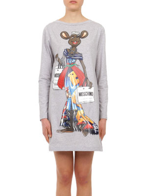 Moschino: short dresses online - Rat-à-porter minidress