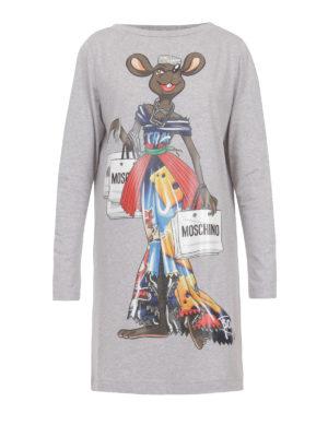 Moschino: short dresses - Rat-à-porter minidress