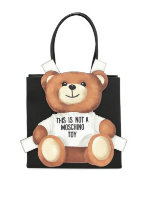 Moschino: shoulder bags - This is not a Moschino Toy bag