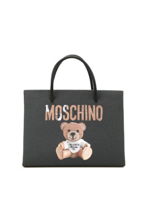 Moschino: totes bags - Moschino small tote