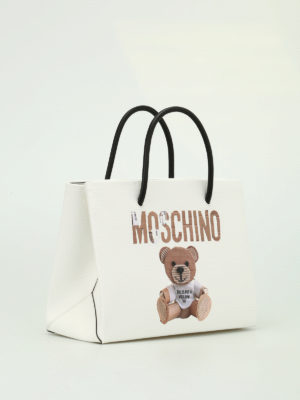 Moschino: totes bags online - Moschino small tote