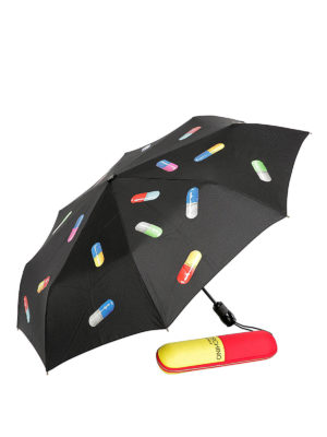 Moschino: umbrellas online - Capsule collection mini umbrella
