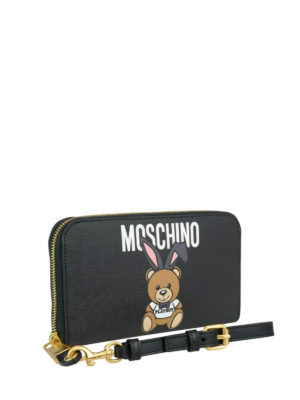 Moschino: wallets & purses online - Ready To Bear Playboy© wallet