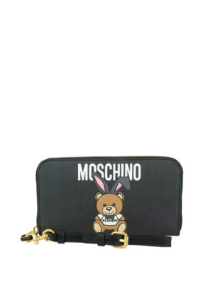 Moschino: wallets & purses - Ready To Bear Playboy© wallet