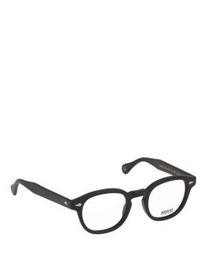 MOSCOT: Occhiali - Occhiali da vista Lemtosh nero opaco