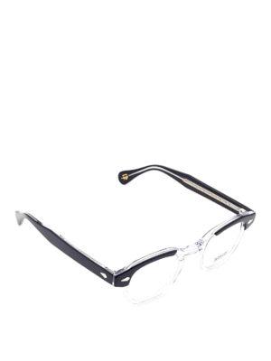 Moscot: glasses - Lemtosh optical glasses