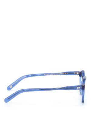 Moscot: glasses online - Miltzen blue optical glasses