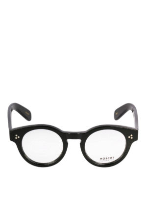 MOSCOT: Occhiali online - Occhiali da vista Grunya in acetato nero