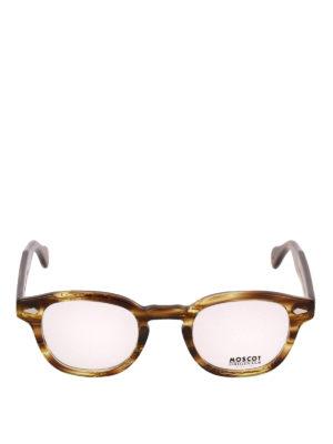 MOSCOT: Occhiali online - Occhiali da vista Lemtosh effetto bamboo