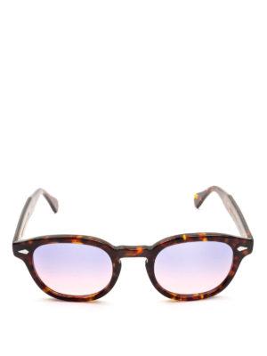 MOSCOT: occhiali da sole online - Occhiali Lemtosh tartaruga lenti lilla rosa