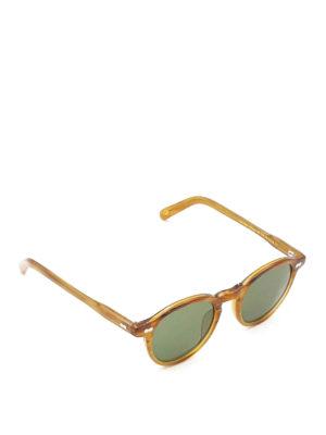 Moscot: sunglasses - Miltzen sunglasses