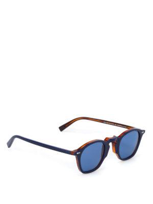 Movitra: sunglasses - Blue sunglasses