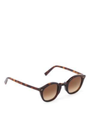 Movitra: sunglasses - Brown tortoiseshell sunglasses