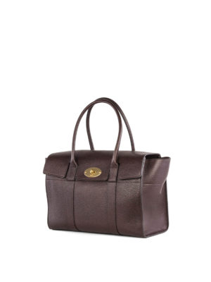 Mulberry: bowling bags online - New Bayswater bag