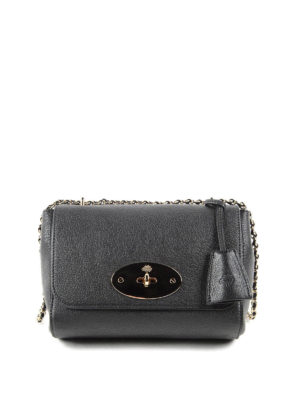 Mulberry: cross body bags - Lily leather crossbody bag