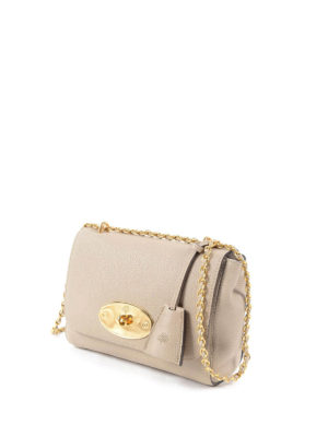 Mulberry: cross body bags online - Lily leather crossbody bag