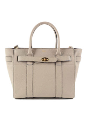 Mulberry: totes bags - Bayswater leather small tote