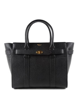 Mulberry: totes bags - Bayswater small leather tote