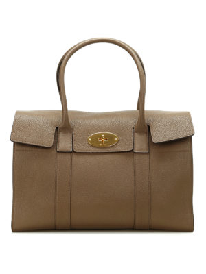 Mulberry: totes bags - New Bayswater small tote